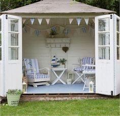 Seaside Garden Room | Flickr - Photo Sharing!