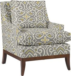 Alexa Stationary Occasional Chair by La-Z-Boy #momcave available at Carter's Furniture Midland, Texas 432-682-2843