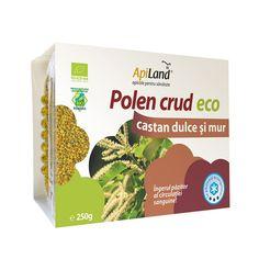polenul crud de castan dulce și mur beneficii
