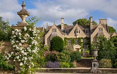 Wychwood Manor: A house and gardens, restored and transformed — Country Life