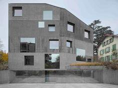 Villa urbaine Beaumont, Lausanne