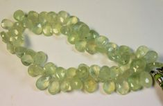 166 CTS NATURAL STRANDS PREHNITE POLISHED BEADS P953  NATURAL PREHNITE GEMSTONE BEAD,WELL POLISHED GEMSTONE,GEMSTONE BEAD FROM GEMROCKAUCTIONS