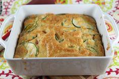 Zucchini Pie - BargainBriana