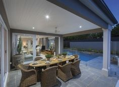 House Design: Brookwater B - Porter Davis Homes
