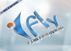I fly logo by rosesfairy on DeviantArt Fly Logo, Buick Logo, Deviantart, 3d, Logos, Logo