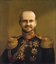 Portrait - Cousin