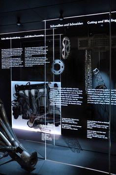 licht als werkzeug: Deutsches Museum