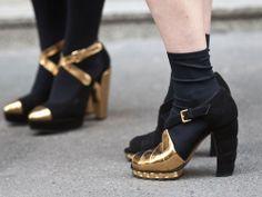 Milano Moda Haftası Street Style Spring 2013 - İlkbahar Moda Haftası Street Style - Marie Claire