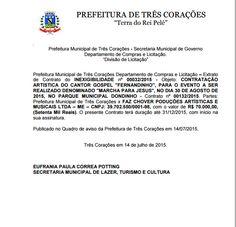 Folha do Sul - Blog do Paulão no ar desde 15/4/2012: TRÊS CORAÇÕES: O PREFEITO, A MARCHA E O ESTADO LAI...