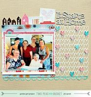A Project by Fevvers from our Scrapbooking Gallery originally submitted 11/19/12 at 09:16 AM