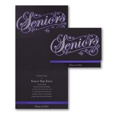 Senior Script Blue Ophthalmic Medical Technologist Graduate Announcement Invites. Shop from the largest collection of creative 2017 optometry announcement designs for ophthalmology school graduations to customize with your own eye doctor graduate wordings at CardsShoppe.com