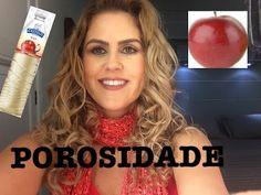 POROSIDADE CAPILAR E VINAGRE DE MAÇÃ - YouTube