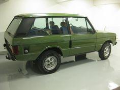 Land Rover Range Rover CLASSIC 3-TÜRER
