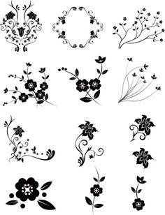 Free Filigree Designs | ... Graphics | All Free Web Resources for Designer - Web Design Hot