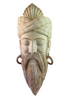 Shop for Wooden Carving of Ascetic Brahmin Teacher of Pre-Buddha Era. Gautama Buddha, Wooden Art, Home Art, Art Pieces, Carving, Sculpture, Statue, Swans, Teacher