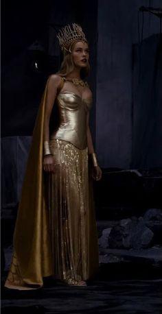 Immortals: Costumes of the Gods!!