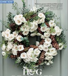 Gorge Wreath.