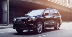 2018 Lexus GX 460 First Test on The Road