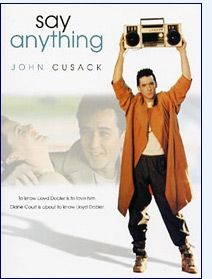John Cusack(only the one from the eighties) feel free to hang out outside my window anytime ;)