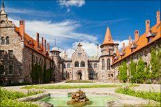 Latvia - Cesvaine Castle