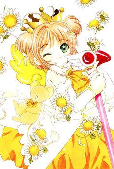 card captor sakura Part 4 - - Anime Image Cardcaptor Sakura, Sakura Kinomoto, Sakura Sakura, Manga Anime, Manga Art, Anime Sexy, Yandere, Sakura Card Captors, Xxxholic