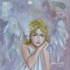 'Angel by dorina costras Types Of Angels, Angel Guide, Kobold, Architecture Art Design, Psy Art, Angel Pictures, Angels Among Us, Angel Cards, Guardian Angels