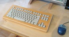 How-To:  Make a wooden keyboard enclosure