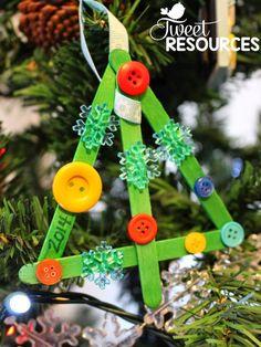 How To Make A Christmas Tree Craft