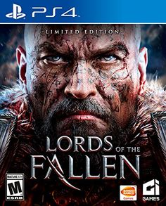 Lords of the Fallen  PlayStation 4  Limited Edition -- You can get more details by clicking on the image. Note:It is Affiliate Link to Amazon.