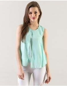 Mint Hayden Top