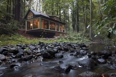 Rustic Exterior by Amy A. Alper, Architect