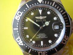 INVICTA DIVER MEN'S WATCH AUTOMATIC ALL S/S ORIGINAL 8926 NEW