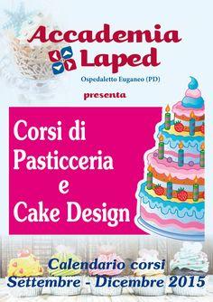 Corsi di pasticceria e cake design! SCOPRILI TUTTI SU www.pasticciamo.it