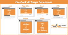 Facebook Image Dimensions for 9 Ad Types Across Desktop and Mobile