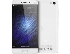 Смартфон Xiaomi Mi 5 32Gb White (Android 6.0 (Marshmallow)/MSM8996 1800MHz/5.1 (1920x1080)/3072Mb/32Gb/4G Lte 3G (EDGE, HSDPA, HSPA+)) [Mi 5 32Gb White]