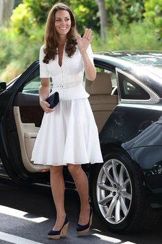 Pin for Later: Kate Middleton Is in Trouble For Her Favorite Wedges