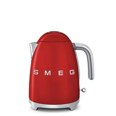 Discover the SMEG Retro Style Electric Kettle. Explore items related to the SMEG Retro Style Electric Kettle. Organize & share your favorite things (including wish lists) with friends. Small Appliances, Kitchen Appliances, Kitchens, Kitchen Tools, Kitchen Ideas, Retro Appliances, Red Kitchen, Kitchen Things, Kitchen Stuff