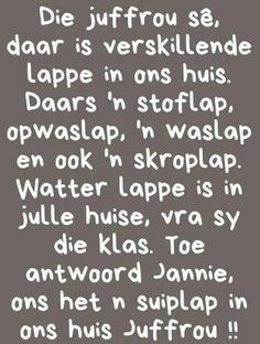 African Jokes, Wedding Jokes, Afrikaanse Quotes, Cute Quotes, Humor Quotes, Morning Greeting, Twisted Humor, Good Morning Quotes, Verses