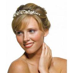 Pellegrina Vintage Bridal Tiara #weddings #imagebridal