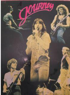 Steve Perry Journey Escape 1981