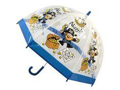 Childrens PVC Umbrella - Pirate