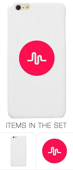 """""""Musical.ly Phone Case"""" by milkshakes-and-dogs ❤ liked on Polyvore featuring art, contestentry, mysmart and PVStyleInsiderContest"""