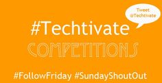 Could you be one of our next winners? http://www.techtivate.co.uk/competitions