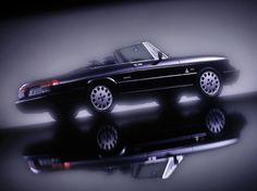 Alfa Romeo Spider 1990 laterale