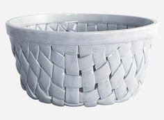 Bowl plait grey / House Doctor