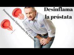 prostatitis y beber agua letra