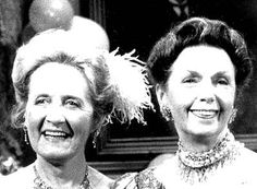 The Baldwin Sisters! (The Waltons)