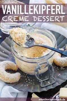 Creme Dessert, Sweet Recipes, Pancakes, Goodies, Lisa, Cook, Cheese, Baking, Drinks