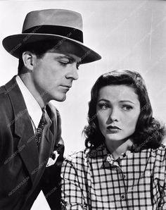 photo Dana Andrews Gene Tierney classic film noir Laura 763-03