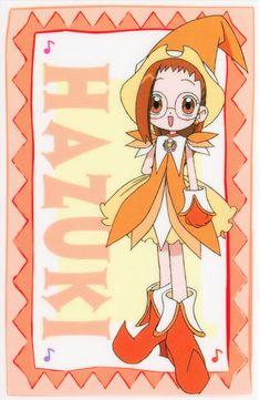 Tags: Anime, Witch, Ojamajo DoReMi, Fujiwara Hazuki, Witch Hat, Witch Costume, Rhythm Tap
